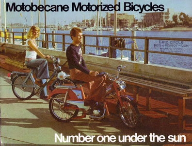 Motobecane number one under the sun