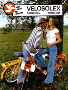Solex 4600 Advertisement in Austria