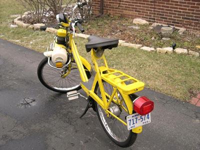 solex 3800 jaune