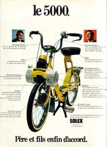 solex 5000 snelheid