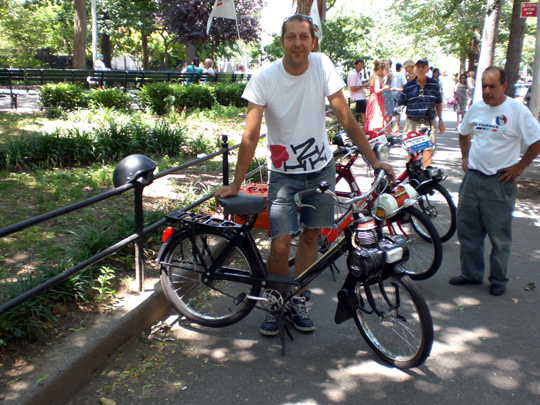 Expert Brooklyn Solex mechanic Marc Pavlovic