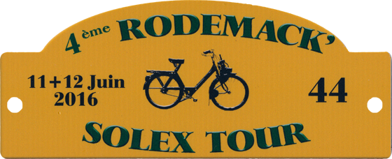 Rodemack Solex Tour