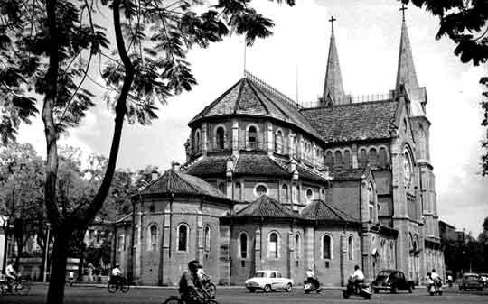 Cathedrale Notre-Dame saigon