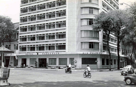 Hôtel Caravelle, Agence Air France Saïgon