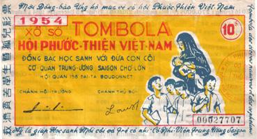 tombola hôi phuoc-thiên viêtnam