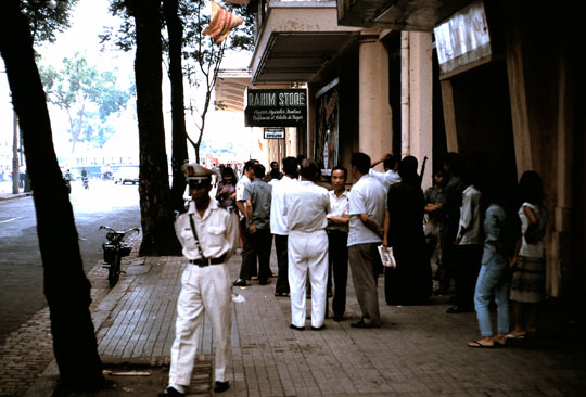 Saïgon 2  novembre 1963