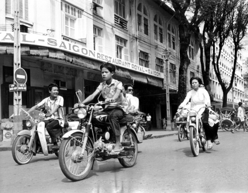 An afternoon in Saigon 11/18/67