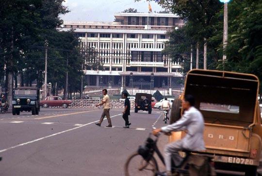 Le Palais de l' Indépendance ex-Norodom Saigon