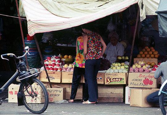 Velosolex Marché de Saïgon