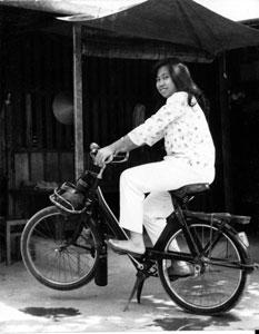Velo Solex Saigon