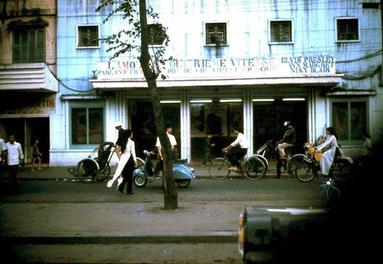 Solex à Saïgon en 1965