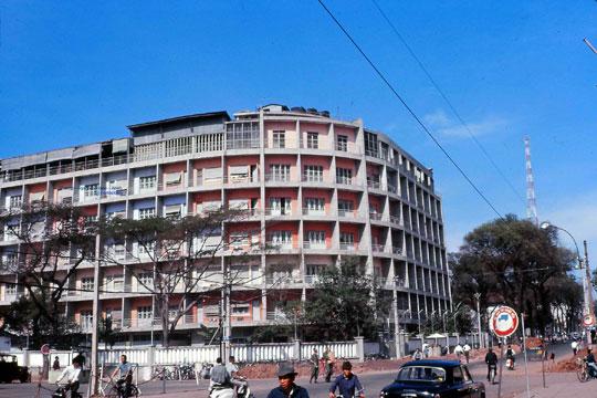 Solex Hotel Brinks 1966