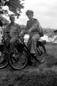 Velosolex 45 Saigon 1952
