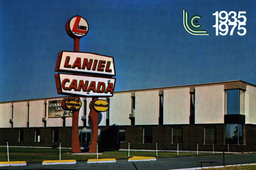 Laniel Montreal  Canada