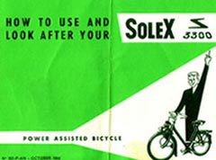 how to you use your solex 3300