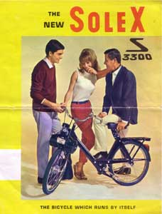 The new solex 3300