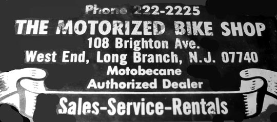 Motobecane Authorized Dealer New Jersey