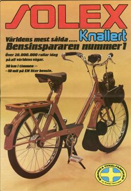 solex knallert