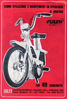 Solex Flash il velocitta