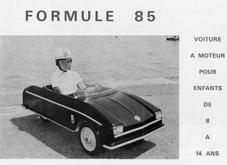 solex formule 85