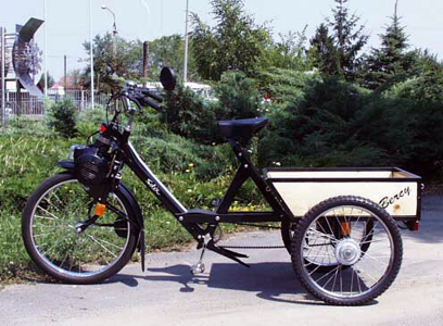 solex tricycle