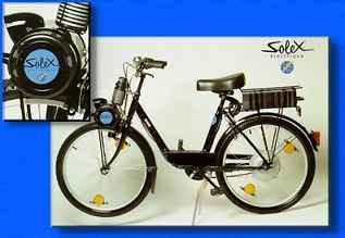 first electric Solex