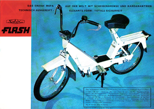 Solex Flash Switzerland