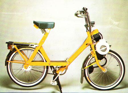 solex jaune 5000