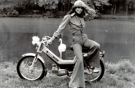 Solex Ténor Paris 1973
